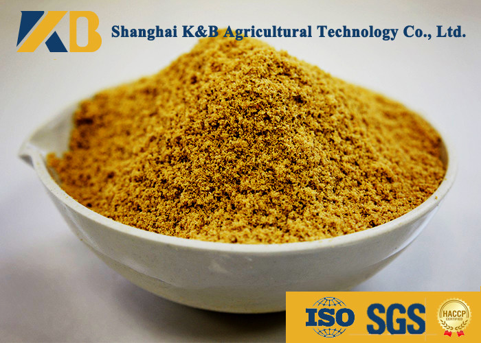 None Salmonella Dried Fish Meal Powder Rich Protein Source For Dairy Industries